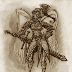 Kayle Concept 4 (by Riot Artist <a href=