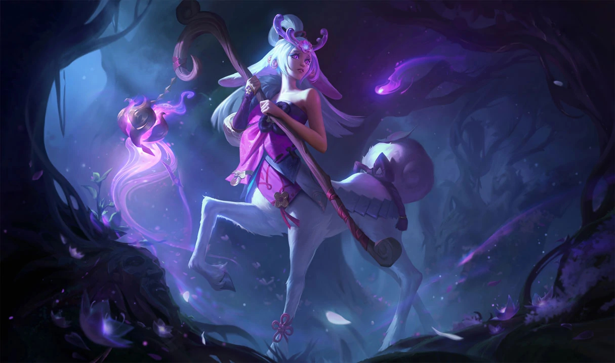 Lillia Seelenblumen-Lillia S