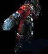 Lucian Original (Red)