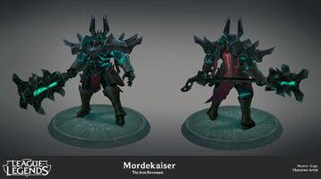 Mordekaiser Update Model 01