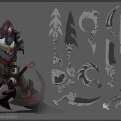 Pyke Concept 7 (by Riot Artists <a href=