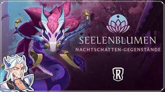 Seelenblumen Nachtschatten Trailer für neue Inhalte – Legends of Runeterra