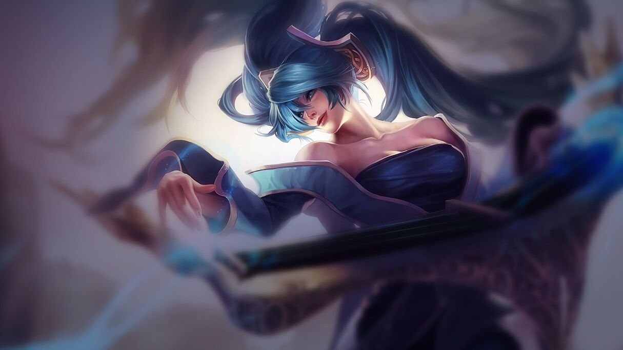 Sona | League of Legends Wiki | FANDOM powered by Wikia