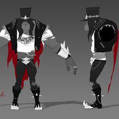 Pentakill Yorick Mortal Reminder Concept 1 (by Riot Artist <a rel=