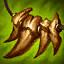 Colar de Presas (Verde) (12 Troféus) item