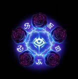 Die Schwarze Rose Wappen