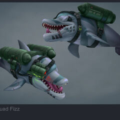 Omega Squad Fizz Model 2 (by Riot Artist <a rel=