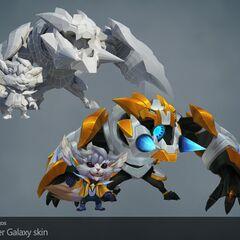 Super Galaxy Gnar Model 1 (by Riot Artists <a href=