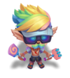 Heimerdinger PoolParty (Rainbow)