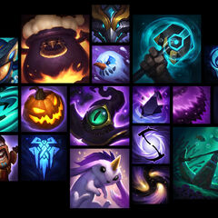 Summoner Icons 1