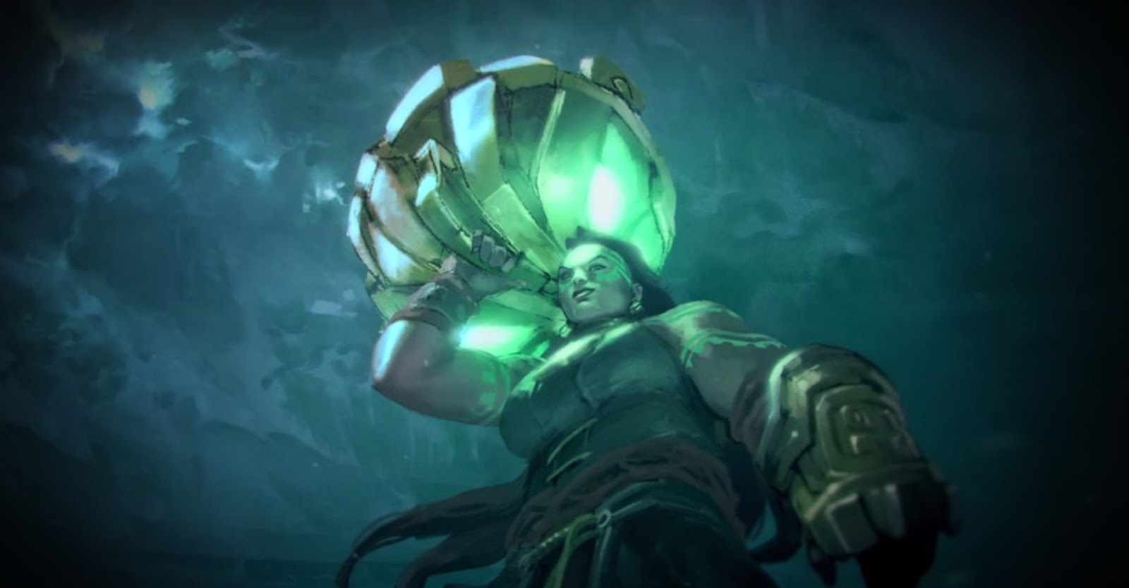 Illaoi Trial Of The Kraken Priestess