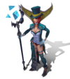LeBlanc Prestigious (Turquoise)