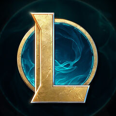 League of Legends Update Logo Concept 5 (by Riot Artist <a rel=