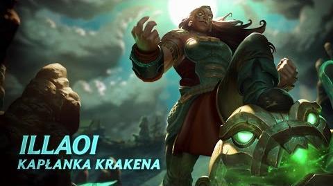 Prezentacja bohaterki - Illaoi