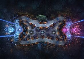 Twisted Treeline Map Preview