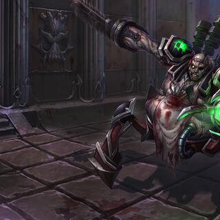 Urgot/History | League of Legends Wiki | FANDOM powered by ...