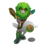 Ivern Dunkmeister Ivern (Peridot) M