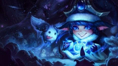 League of Legends - Lulu Zimowego Zachwytu