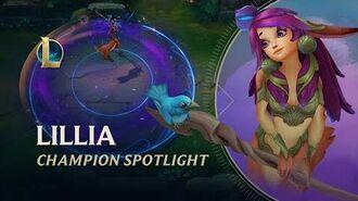 Lillia Champion Spotlight