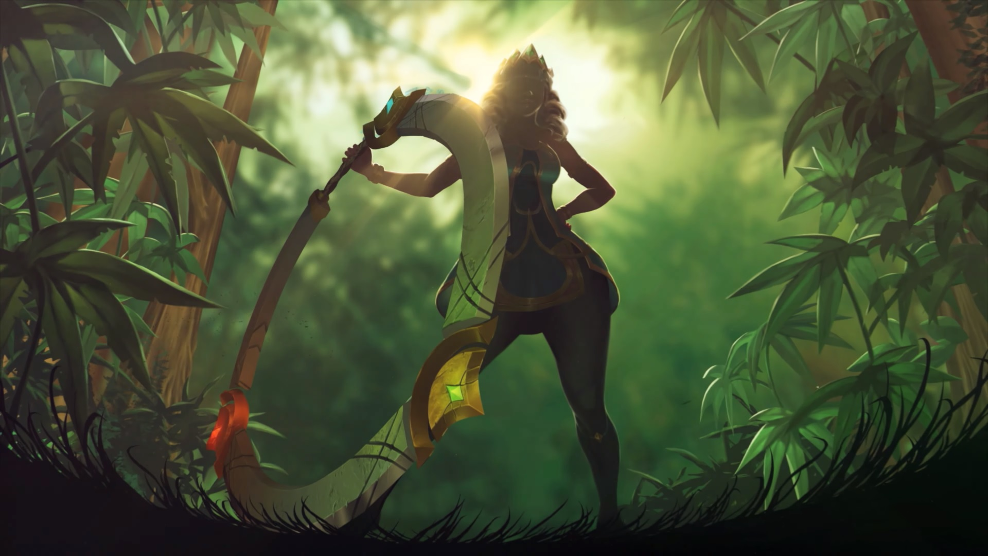 Empress of the Elements (Video) | League of Legends Wiki