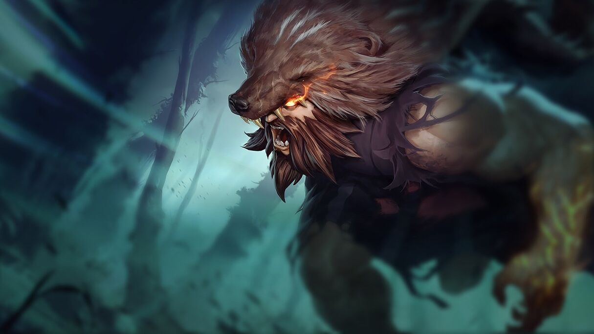 Udyr OriginalCentered