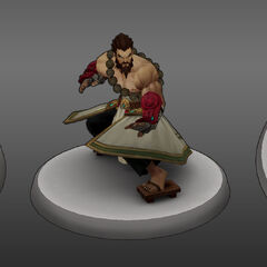 Spirit Guard Udyr Model 2 (by Riot Artist <a href=