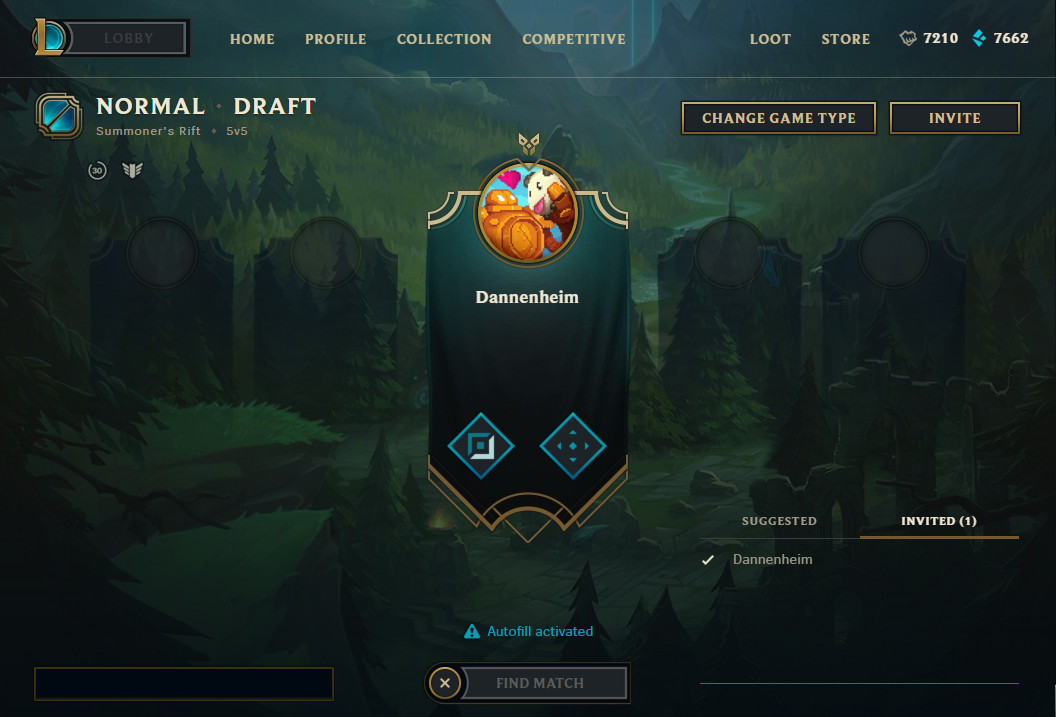 League of legends ranked duo queue matchmaking