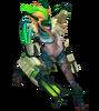 Jinx PROJEKT: Jinx (Smaragd) M