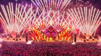 LOL ft. ATC – Legends Never Die (Wildstylez Bootleg) The Closing Ceremony @ Defqon 1 2018