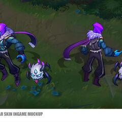 Snow Day Malzahar Concept 2 (by Riot Artist <a rel=