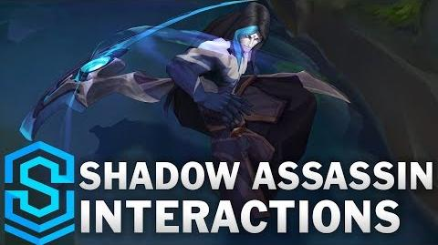 Shadow Assassin Kayn Special Interactions
