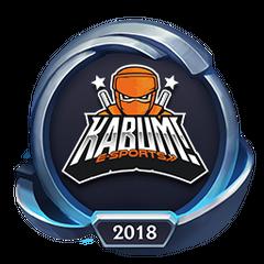 Mistrzostwa 2018 – KBM