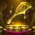 Beschwörersymbol Goldener Pfannenwender