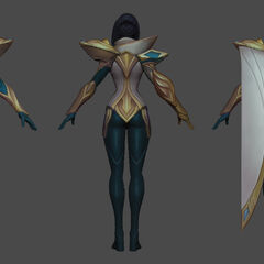 Fiora Update Model 4 (by Riot Artist <a href=