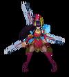 Irelia Himmlisches Schwert Irelia (Rubin) M