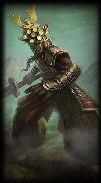 Master Yi Samurai-Yi L alt