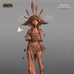 Neeko Model 5 (by Riot Artist <a href=