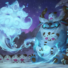 Nunu &amp; Willump It's Me and You Promo 9 (By Riot Collaborating Artist <a rel=