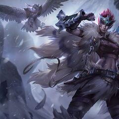 Woad Scout Quinn