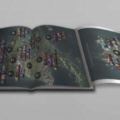 2014 Runeterra Map Concept 8 (by Riot Artist <a href=