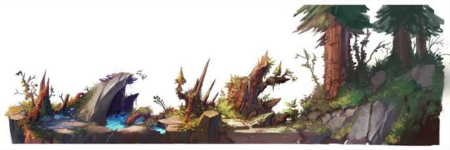 Summoner's Rift Update Environment Transition