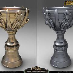 Summoner's Cup Model