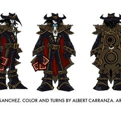 Twisted Fate Concept 2 (by Riot Artists <a href=
