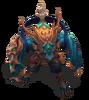Warwick LunarGuardian (Turquoise)