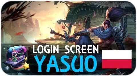 Yasuo - Login Screen Polski