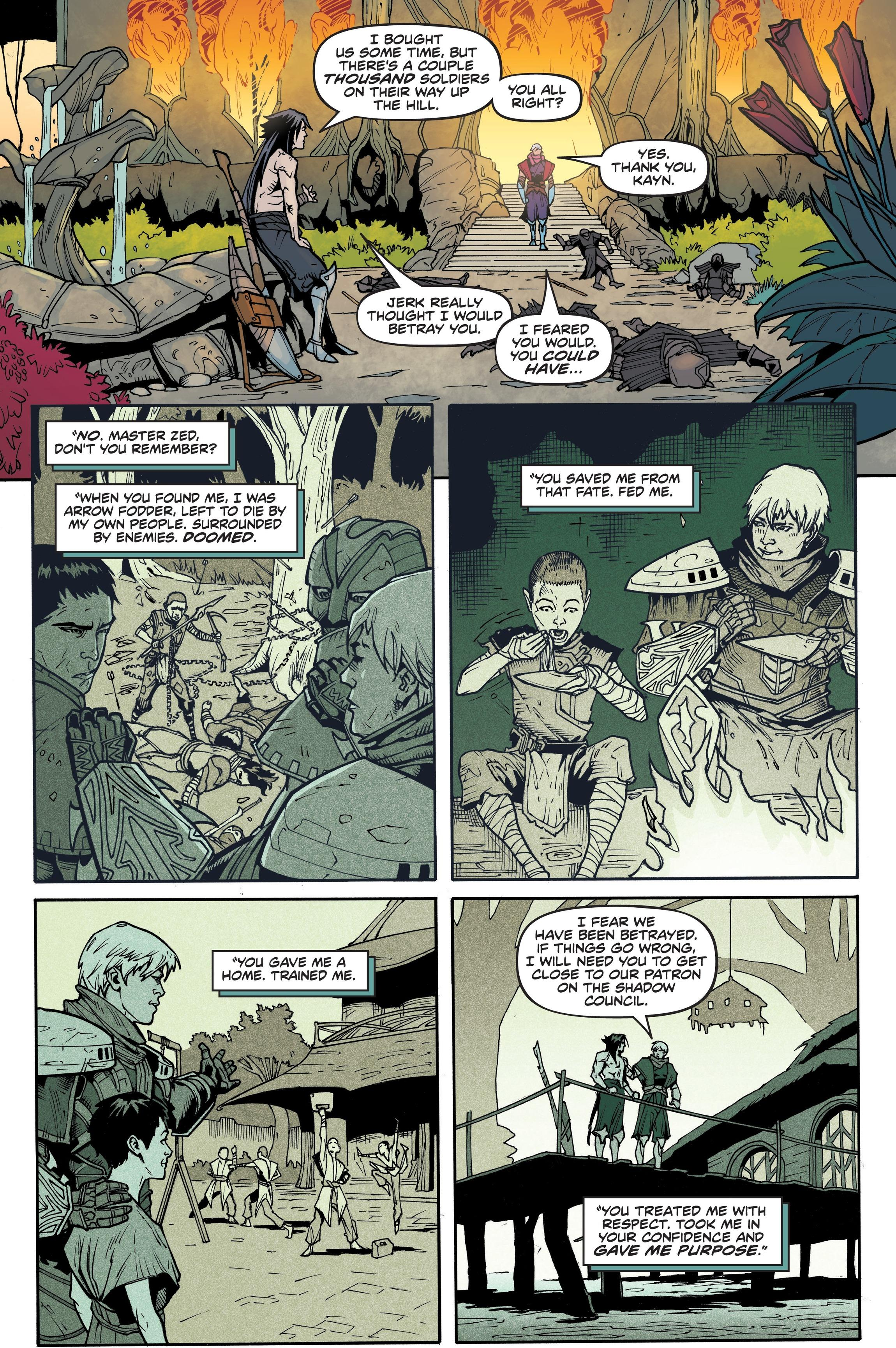 Zed Comic 6 pr23