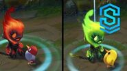 Infernalischer Amumu - Chroma-Spotlight
