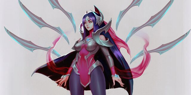 Irelia lore 01