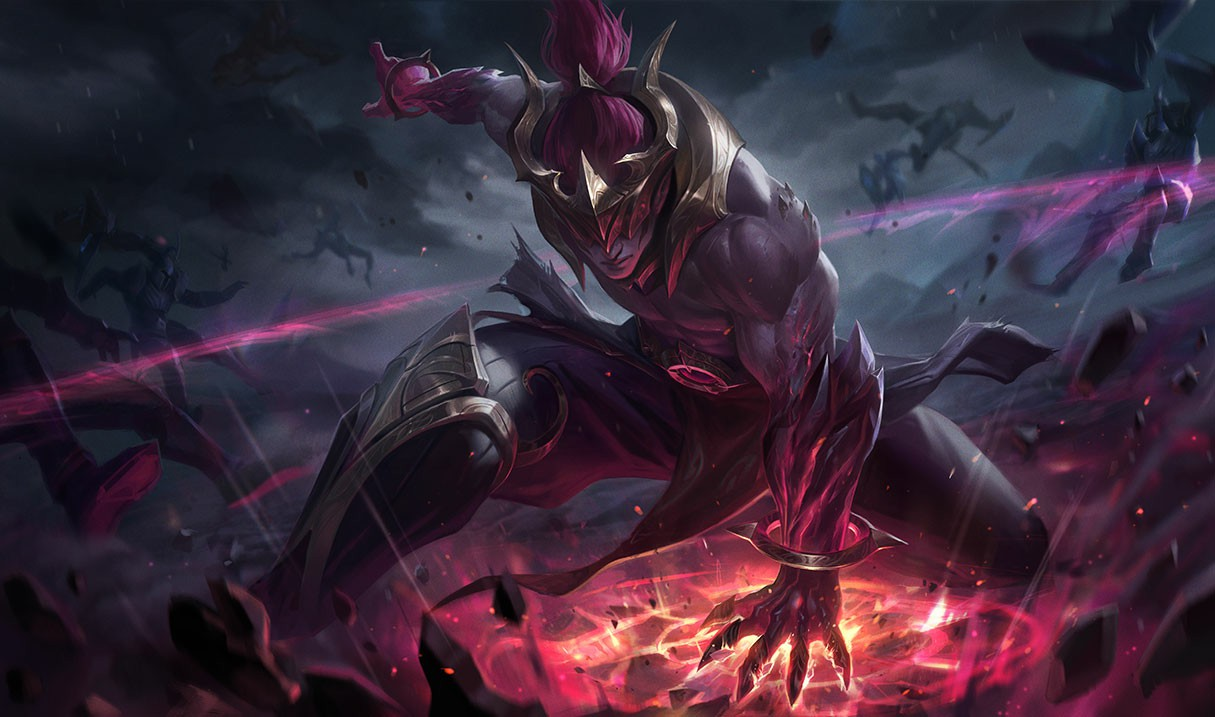 Lee Sin Flammende Finsternis Lee Sin S