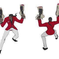 Heartseeker Lucian Concept 2 (by Riot Artist <a href=